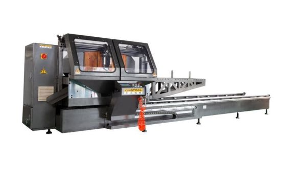 Kt-383FC/ 500 CNC Double Mitre Saw for Aluminum Window pictures & photos