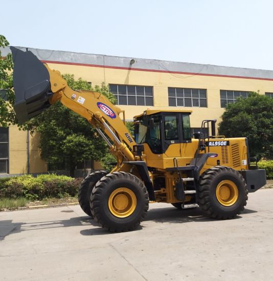 ACTIVE Brand 5ton Loader AL950E with 162kw Shangchai Engine for Sale pictures & photos