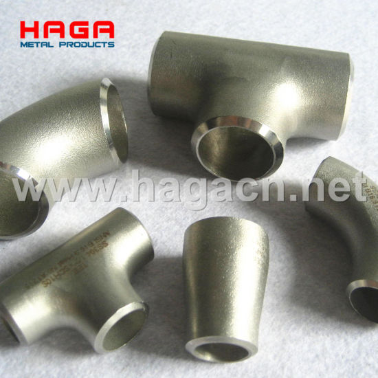 Stainless Steel Butt Weld Pipe Fitting pictures & photos