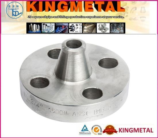 Weld Neck Flanges pictures & photos