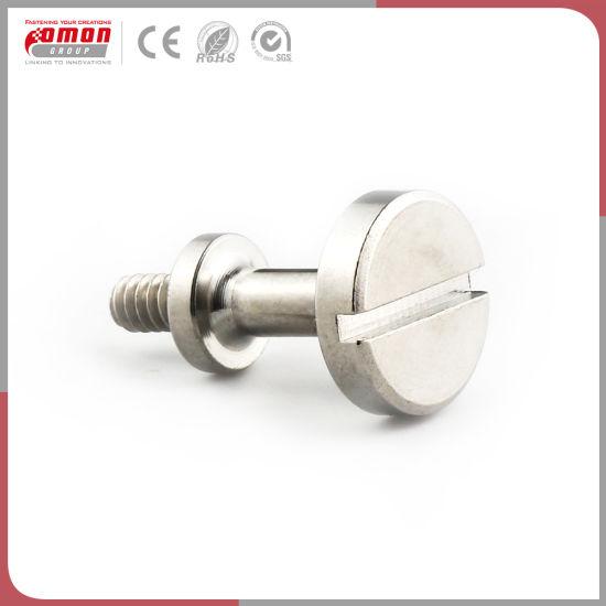 OEM Precision Processing Machining Metal Spare Aluminum CNC Part pictures & photos