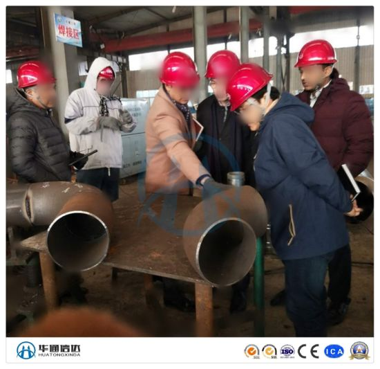 Manufacturer Directly Supply Carbon Steel Pipe Fitting Elbow pictures & photos
