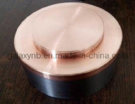 High-Precision Zirconium Round Target by CNC Machine pictures & photos
