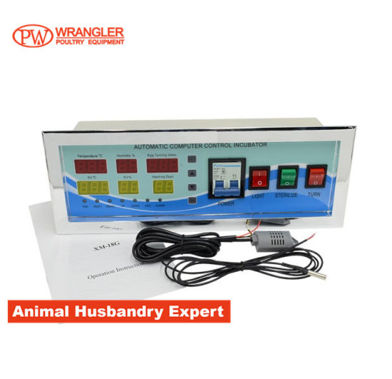 Wholesale Temperature Humidity Incubator Controller Xm-18e with High Quality pictures & photos