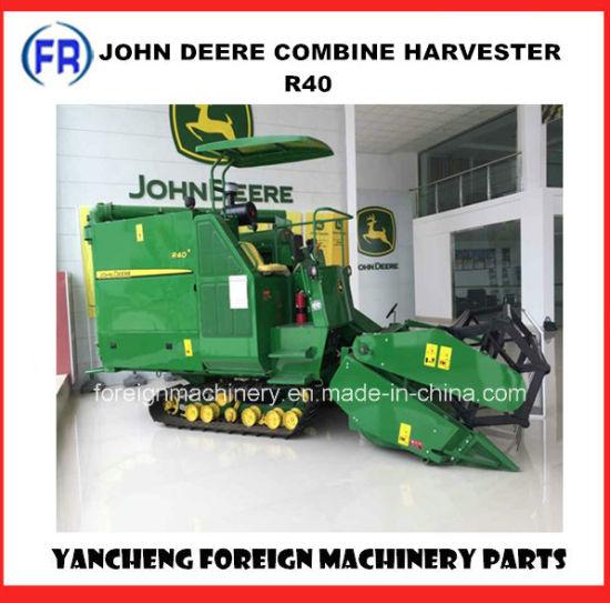 John Deere R40 Harvester pictures & photos