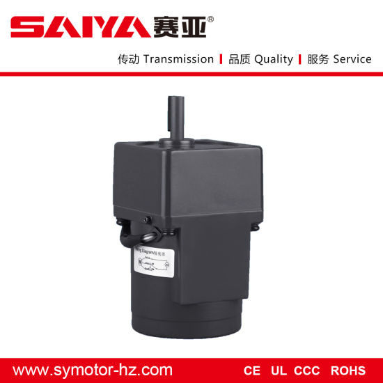 Sy AC Gear Motor (80mm) , 4ik25rgn-C/4gn300k, AC Induction Motor. 220V 25W pictures & photos