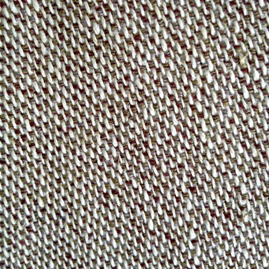 Hemp Cotton Blended Interwoven Fabric (QF13-0012) pictures & photos