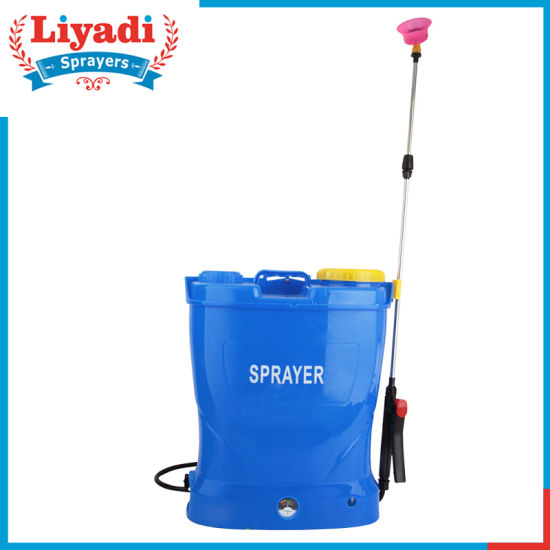 16L Agricultural Knapsack Electric Battery Garden Hot Sale Spprayer pictures & photos