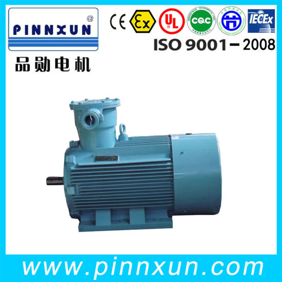 Hazard-Free Electric Motor Explosion Proof Motor for Mine pictures & photos