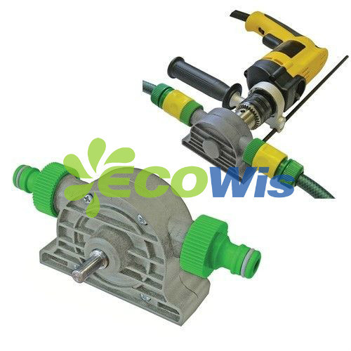 Drill Driven Water Pump, Garden Hose End Mini Pump pictures & photos