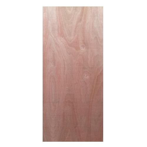 Okume Fancy Door Skin Plywood for Decoration and Furniture pictures & photos