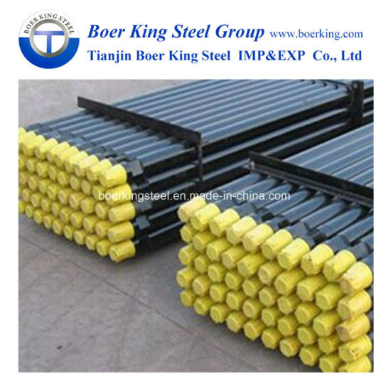 En10255 1-48 Inch Carbon Steel Range 3 Drill Pipe Length pictures & photos