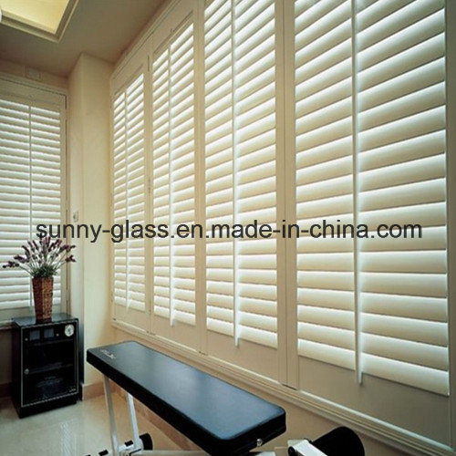 Clear Glass Louver / Louver Glass for Window Glass pictures & photos