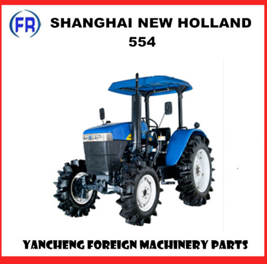Shanghai New Holland Tractor Snh554 pictures & photos