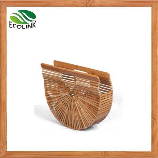 Women Bamboo Tote Bag Handbag pictures & photos