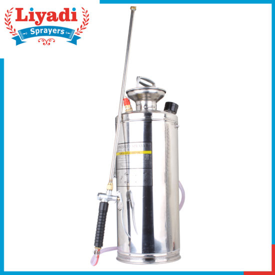8L Stainless Steel Trigger Sprayer pictures & photos