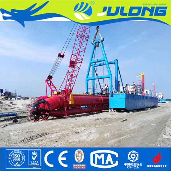 20inch Sand Suction Dredger with High Quality for Sale pictures & photos