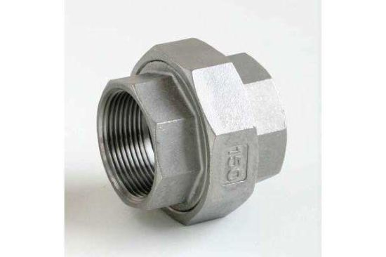 Stainless Steel Thread End Conical Union pictures & photos