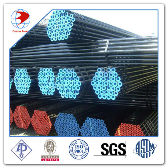 26 Inch Carbon Steel Hot-Dipped ASTM A53 Smls Pipe pictures & photos