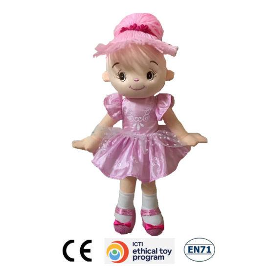 New Ragdoll Stuffed Dolls Plush Phyl Plush Wedding Rag Doll Cute Toys Sweet Model Girl′s Kids Birthday Gift pictures & photos