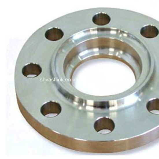 High Pressure Stainless Steel Weld Neck Flange (304, 316) pictures & photos