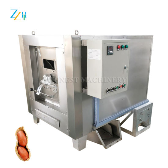 Stainless Steel Peanut Roasting Machine for Sale pictures & photos