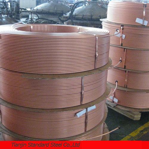 Copper Tubing (C1020 C1011 C1100 C1200 C1220 T1 T2 TP1 TP2) pictures & photos