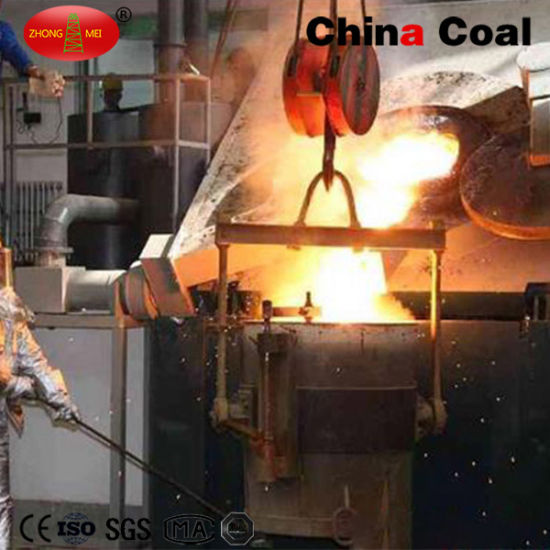 Industrial High Frequency Manufactured Electric Induction Metal Melting Furnace pictures & photos