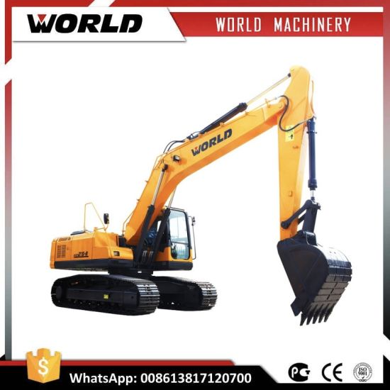 Hot Sale 21 Tons Hydraulic Crawler Excavator Comparing to C320 pictures & photos