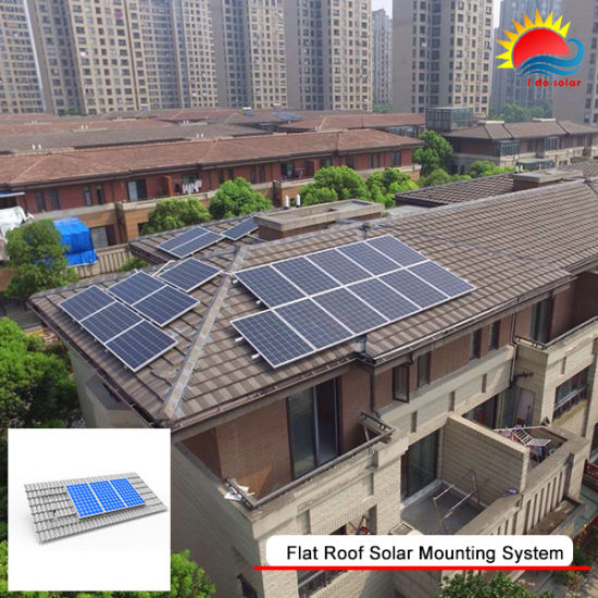 Economic Solar Pole Mounting System (GS23) pictures & photos