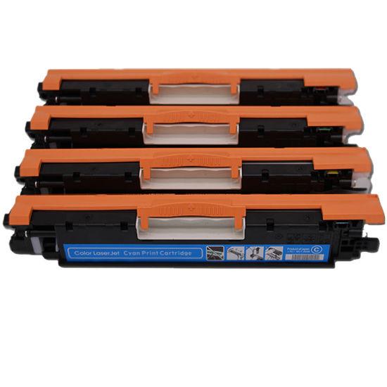 Color Toner Cartridge Ce310 Ce311 Ce312 Ce313 for HP Color Laserjet PRO Cp1025 pictures & photos