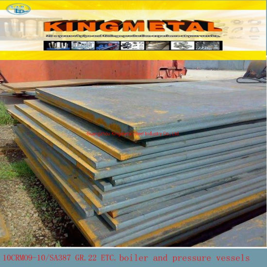 10crmo9-10/SA387 Gr. 22 /13crmo4-5 /09mnnidr Boiler and Pressure Vessel Steel Plate pictures & photos