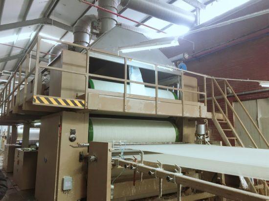 Textile Cotton Spun Yarn Warping & Sizing Machine Price pictures & photos