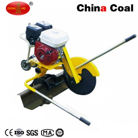 6.5HP Gasoline Rail Cutter, Rail Cutter Machine pictures & photos