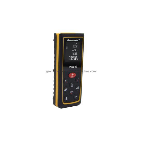 Laser Distance Meter (Plus-80) pictures & photos