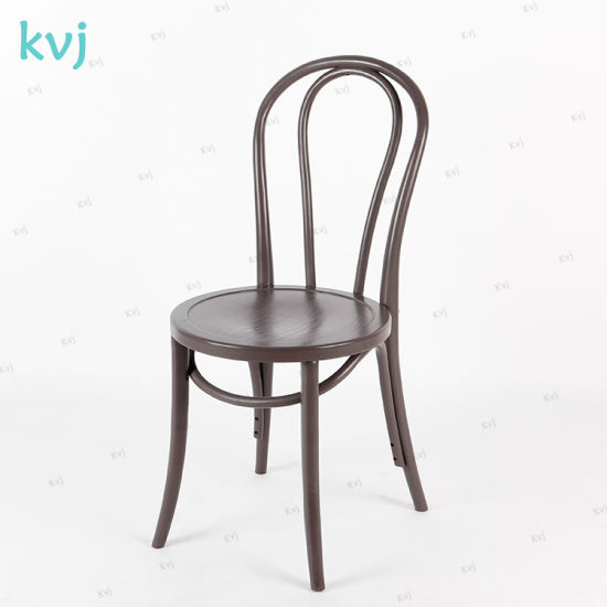 Kvj-7037 Classic Wooden Dining Room Thonet Bentwood Chair pictures & photos