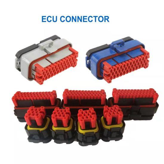 35 Pin Automotive ECU Auto Connector Supplier pictures & photos