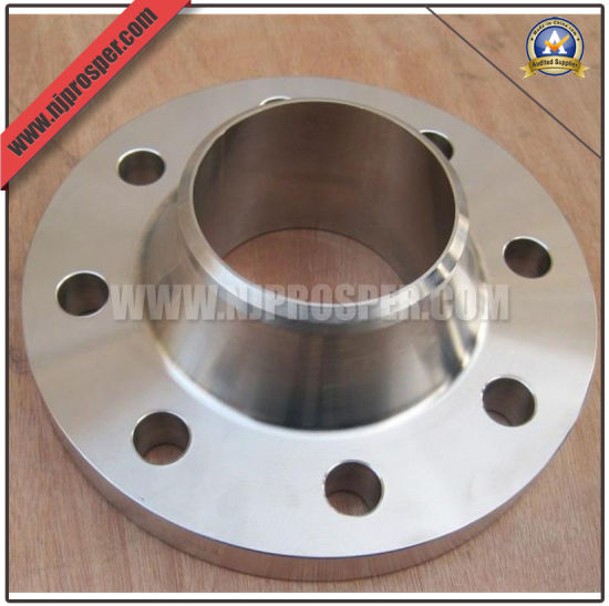 Stainless Steel Welding Neck Flanges (YZF-F174) pictures & photos