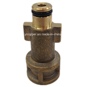 Brass Forged Parts with Seal Ring for Bosch Adapter pictures & photos
