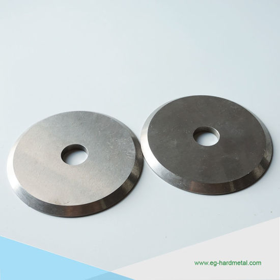 Cemented Tungsten Carbide Disc Cutter Blanks pictures & photos