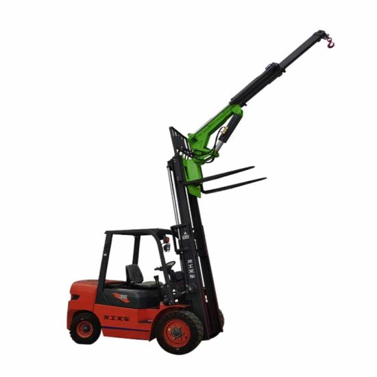 Attachment Safety Forklift 2.5 Ton for Moving Trailers pictures & photos