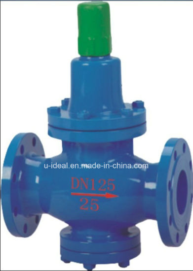 Spring Diaphragm Pressure Reducing Valve for Water, Water Reducing pictures & photos