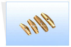 Brass Customized Parts with Gold-Plating pictures & photos