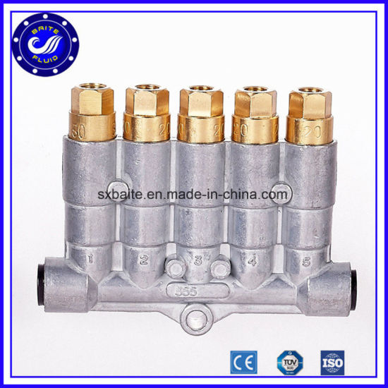 Oil Separator Valve for Centralized Lubrication System pictures & photos