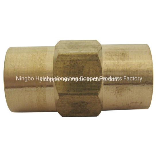 """High Quality Brass Tube Union for 3/16"""" Tube pictures & photos"""