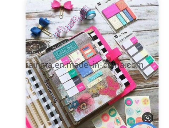 Hardcover Journal Planner Notebook with Custom Diary and Address Design pictures & photos