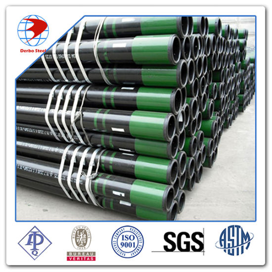 OCTG Steel Pipe API 5CT Grade J55 K55 Steel Casing Pipe pictures & photos