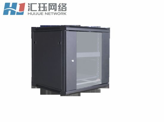 6u-18u Cold Rolled Steel 19′′ Wall Mount Network Cabinet pictures & photos