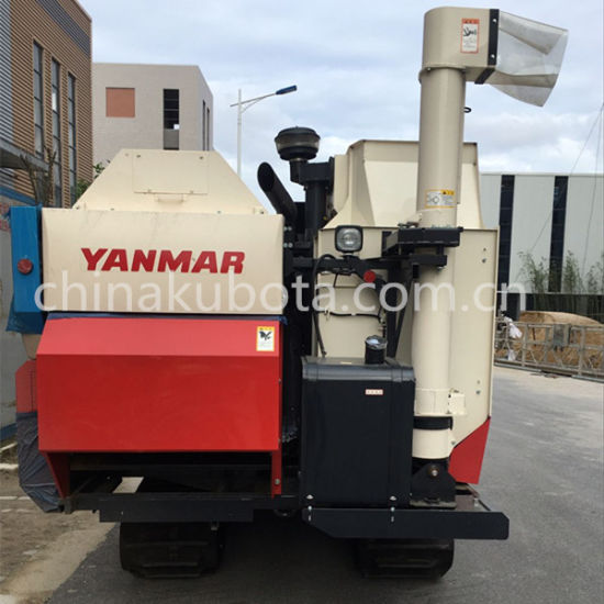Yanmar Combine Harvester Aw70gr pictures & photos
