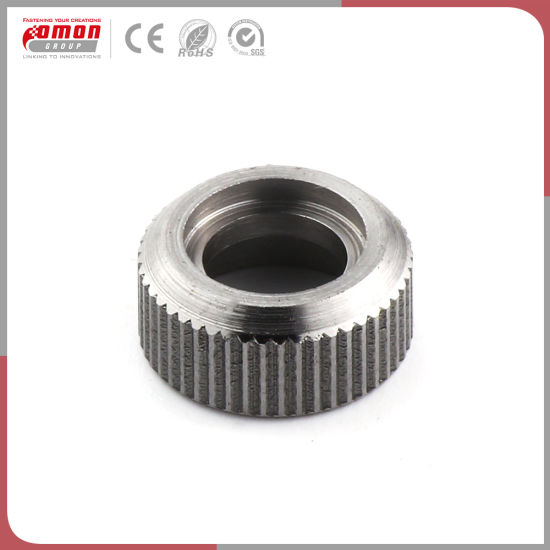 Furniture Round Ultrasonic Lock Rivet Stamping Nut pictures & photos